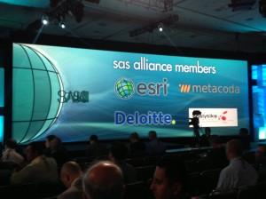 SAS Alliance Member sponsor