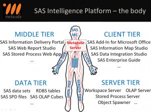 SAS Intelligence Platform, the body