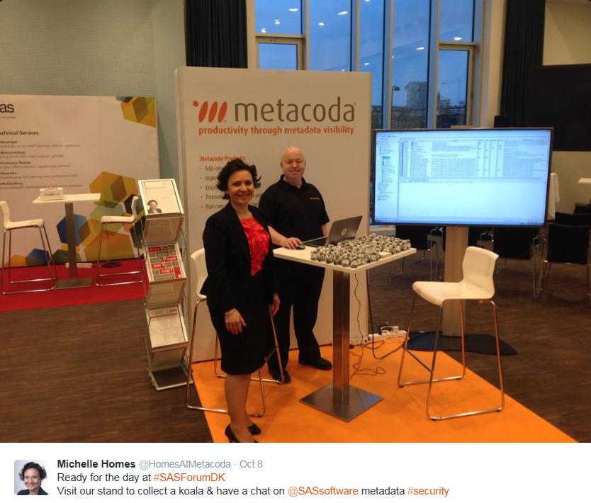 Copenhagen: Metacoda Stand