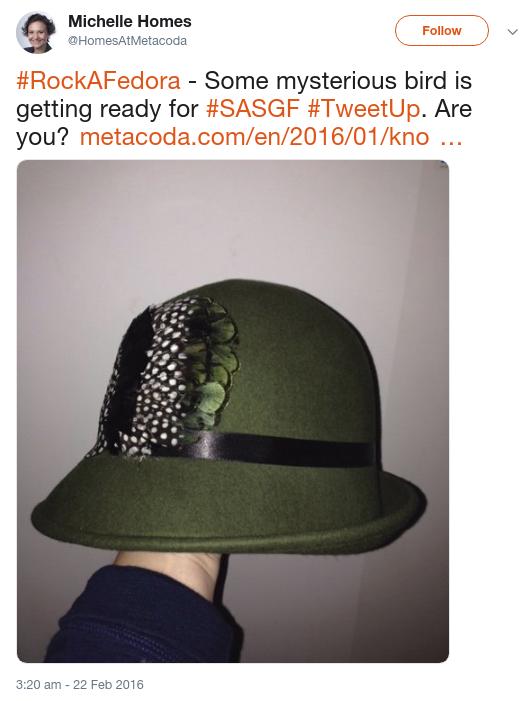 Michelle tweet