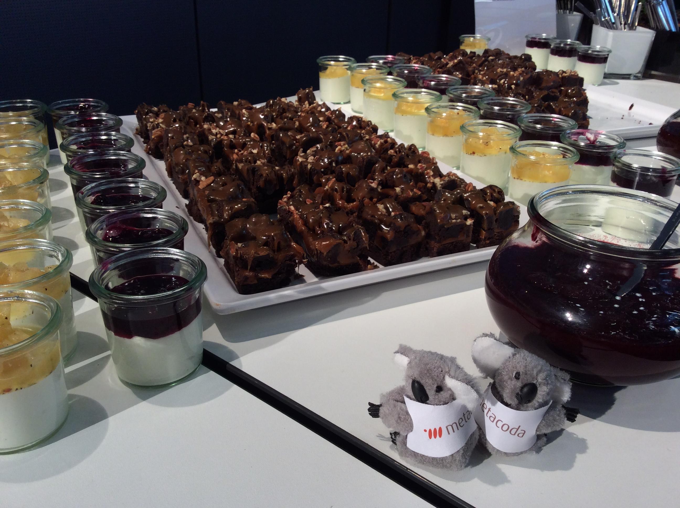 SAS Forum Deutschland (#SASF16) dessert!