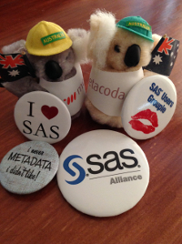 Metacoda Koalas - SAS flair