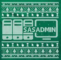 Christmas SASAdmin image