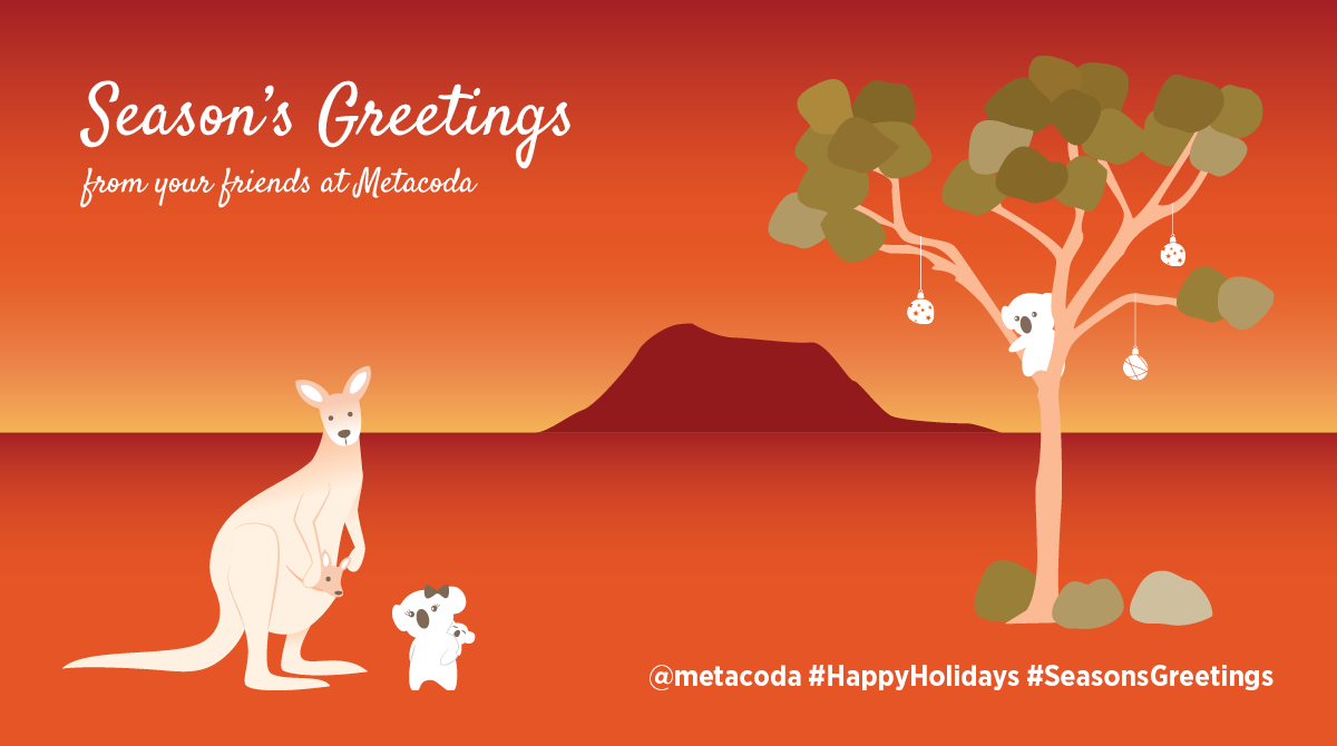 Metacoda Christmas 2019 social