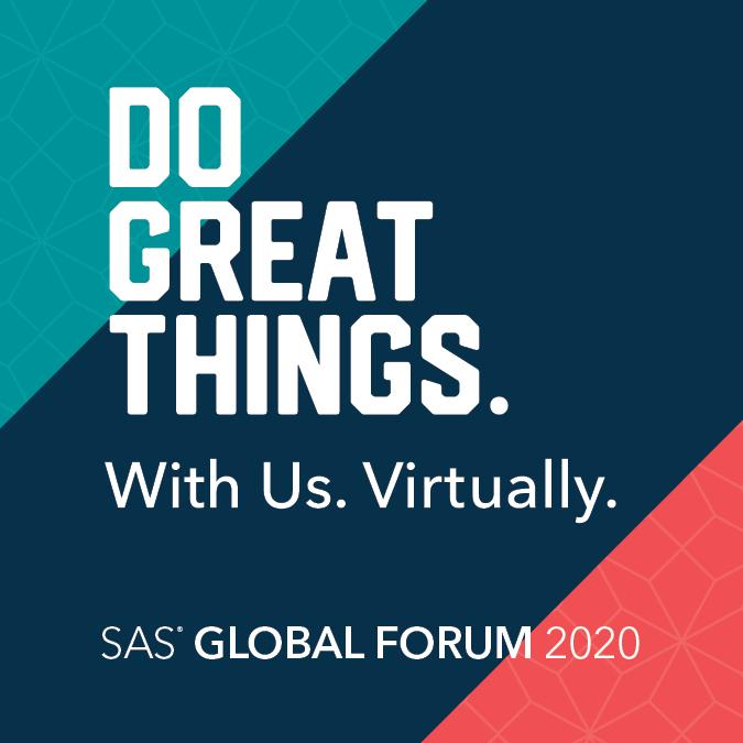 SASGF 2020 Virtual Conference - No Date