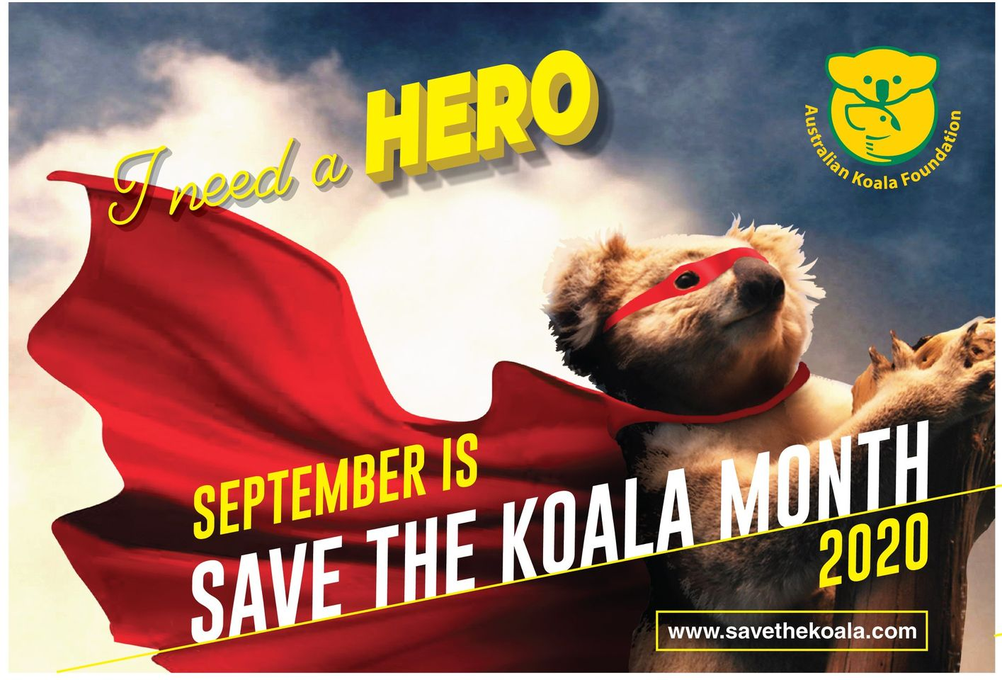 Australian Koala Foundation - Save The Koala Month