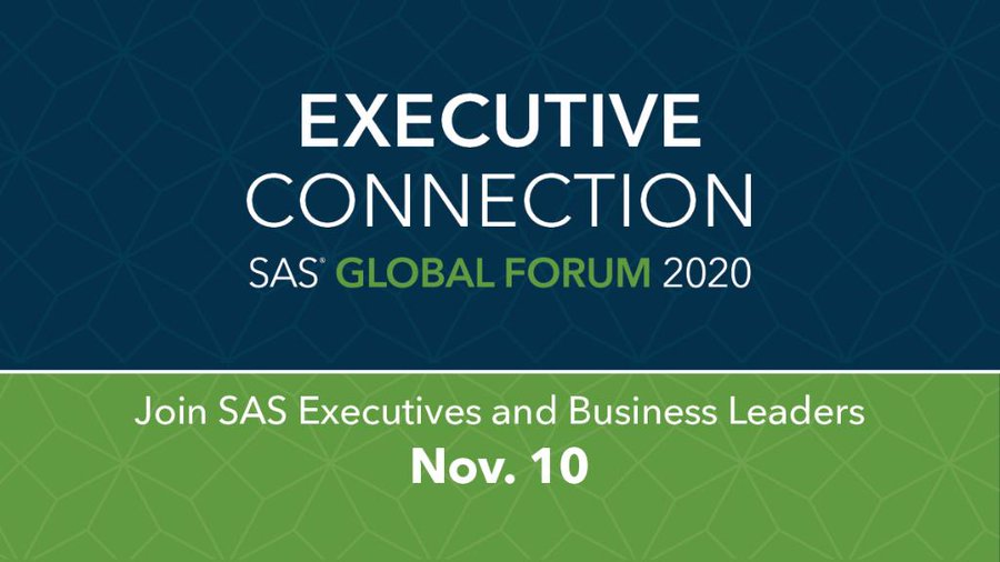 SAS Global Forum Executive Connection