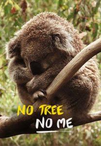 No Tree No Me!